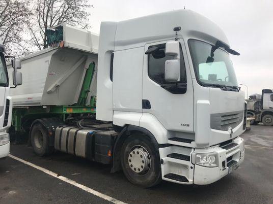 Tracteur routier d'occasion à vendre à Theillay (41) avec Fimat